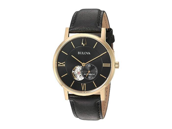 Bulova  American Clipper - 97A154 (Black) Watches