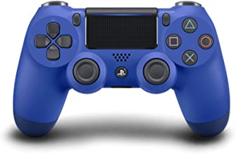 Manette Dual Shock V2 pour PS4 - Bleu