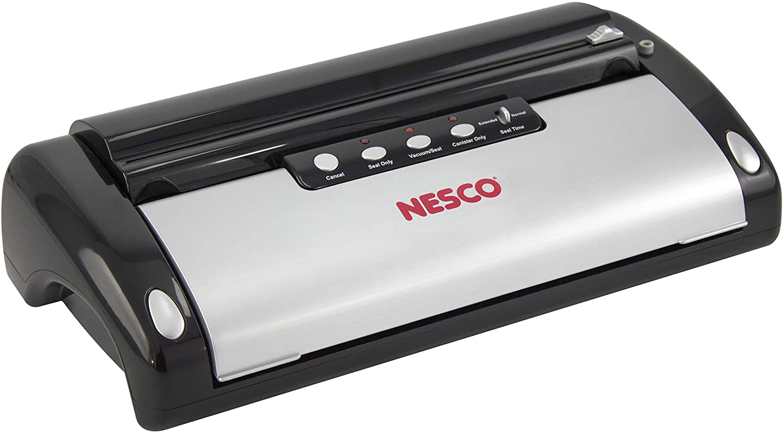 NESCO VS-02 Food Vacuum Sealing System Kit Surprise price online shopping Bag Starter Bl with