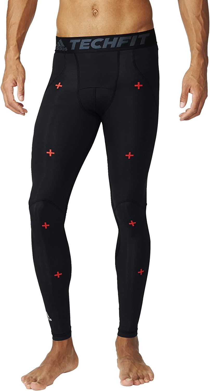 Adidas Men's Techfit Recovery Tight