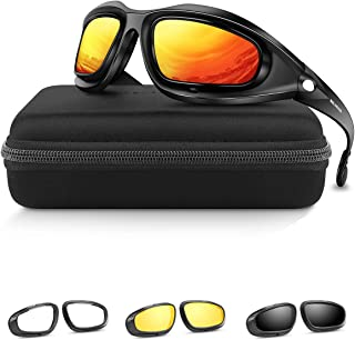 Best clear biker glasses Reviews