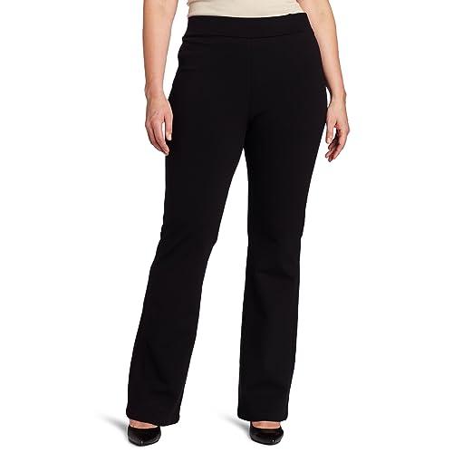 5a2951a777e60 NYDJ Women s Plus Size Belinda Ponte Bootcut Pant