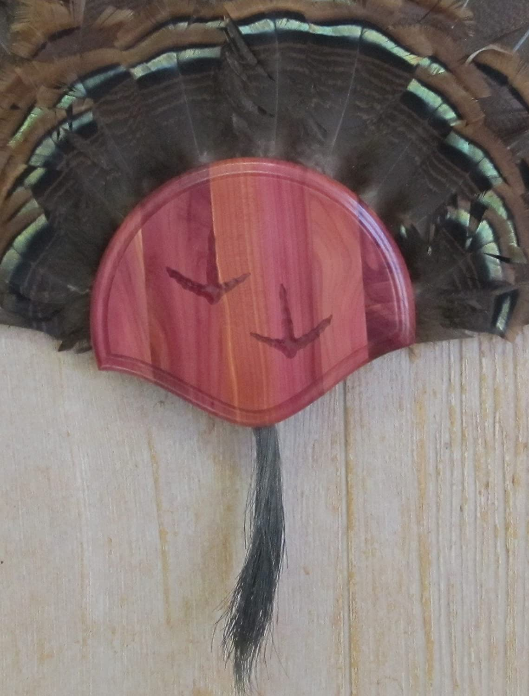Taxidermists Woodshop The 2021 Cedar Carved Mounting Turkey Max 87% OFF Kit -01