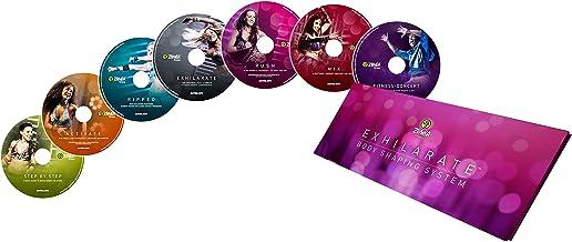 Zumba Fitness® Exhilarate Duitse originele versie Premium Body Shaping System 7 DVD's Set