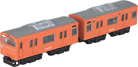 Bトレインショーティー JR 103系体質改善40N車 大阪環状線 オレンジ (先頭+中間 2両入り) 彩色済みプラモデル