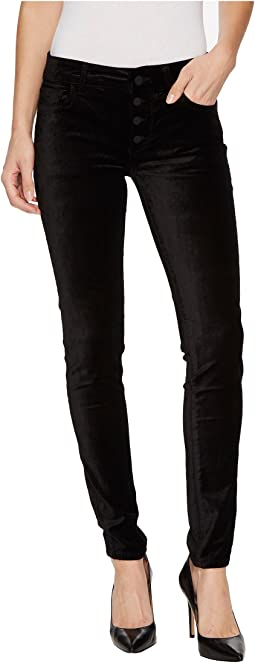 DL1961 - Emma Power Leggings in Jet Black