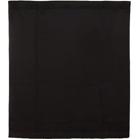防音カーテン コーズ 巾110×高さ200cm【1枚】ブラック(ピアリビングオリジナル)