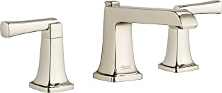 American Standard 7353841.013 Townsend 8 in. Widespread 2-Handle Bathroom Faucet with Speed Connect Drain in Polished Nickel,