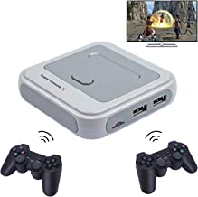 Kinhank Super Console-X Retro Game Consoles, 4K HDMI TV Output Video Game Console Built-in 128G with 40000+ Games,Support ...