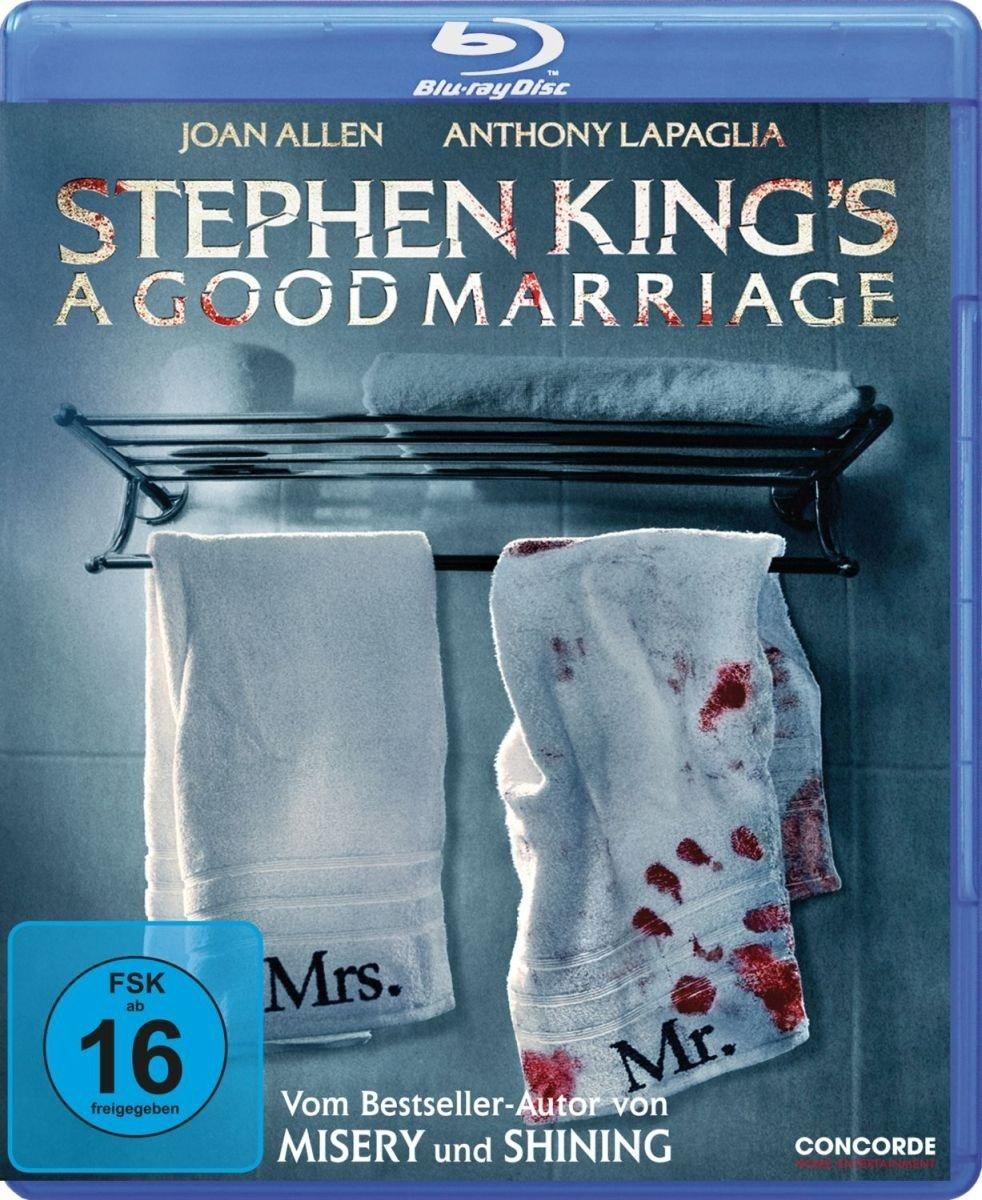 A Good Marriage 2014 Stephen King's Portland Mall Blu- Mail order cheap a
