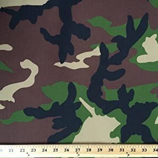 Best camo outdoor fabric Reviews