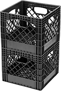 Best square plastic crates Reviews