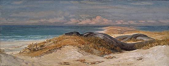 Elihu Vedder The Lair of The Sea Serpent 1899 Metropolitan Museum of Art New York, NY 30