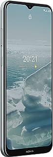 Nokia G20 4G Smartphone, Dual SIM, 4GB RAM, ROM 128GB ROM, 48MP quad camera, OZO audio, AI-assisted 3-day battery, boosted...