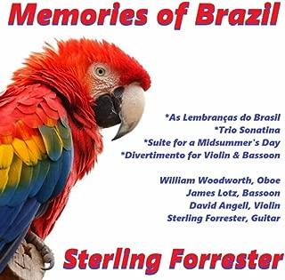 Lembranças Do Brasil, Op. 36: IX. Bom Dia