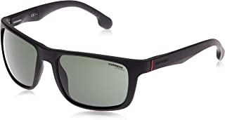 Carrera Men's Ca8027/S Rectangular Sunglasses