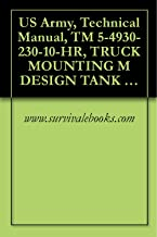 US Army, Technical Manual, TM 5-4930-230-10-HR, TRUCK MOUNTING M DESIGN TANK AND PUMP UNITS, ELECTRICAL MOTOR DRIVEN, MODEL, (97403), 13217E7130, (NSN