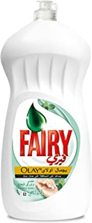 Fairy Olay Tea & Mint Dish Washing Liquid Soap 1.2 l