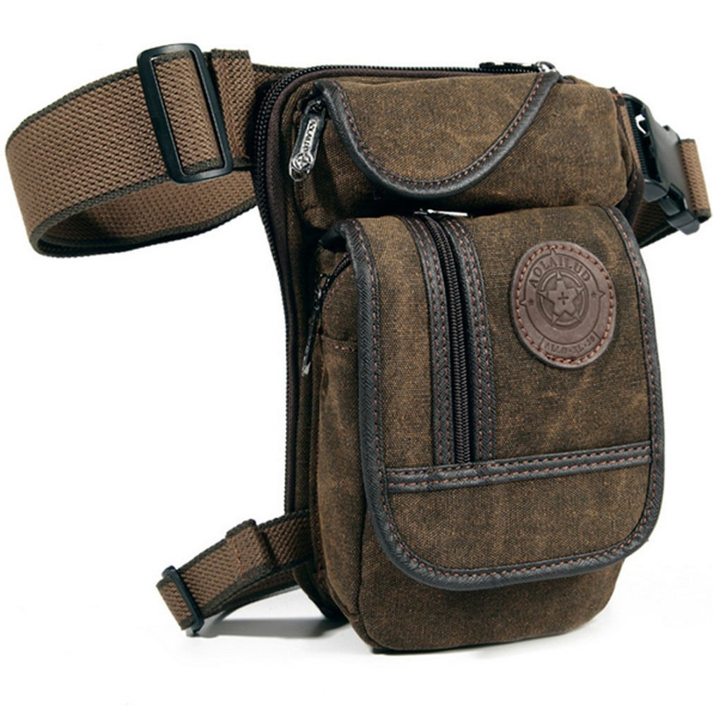 Canvas Travel Hiking Tactical Messenger