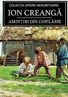 Amintiri Din Copilarie (Romanian Edition)