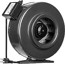VIVOSUN 8 Inch 740 CFM Inline Duct Fan Vent Blower Ventilation Fan for Grow Tent ETL Certified