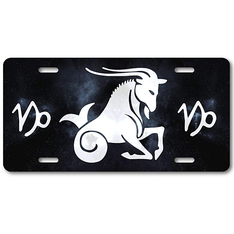 Custom Novelty License Plates Aluminum, Personalized Decorative Auto Car Front Tag for US Vehicles 12 x 6 Inch