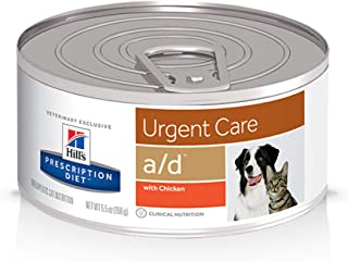Hill's Prescription Diet a/d Urgent Care Canned Dog and Cat Food, 5.5 oz, 24-pack wet food