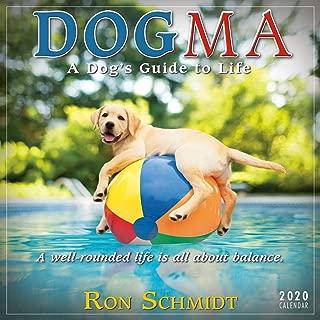 Dogma 2020 Mini Wall Calendar: A Dog's Guide to Life