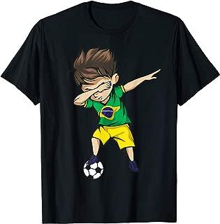 girls brazil t shirt