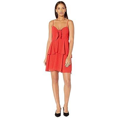 Bardot Caelyn Bow Dress (Mini Print) Women
