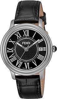 [フェンディ]FENDI 腕時計 CLASSICOROUNDMEN ブラック文字盤 F256011011 メンズ 【並行輸入品】