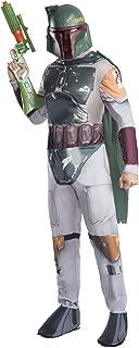 Rubie's Costume Co Men's Star Wars Classic Boba Fett Costume