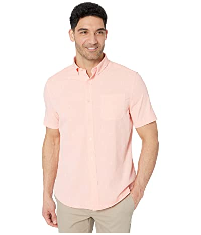 Southern Tide Cross Links Intercoastal Sport Shirt (Fresco Pink) Men