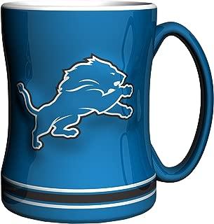 Boelter Brands NFL Sculpted Relief Mug, 14-Ounce