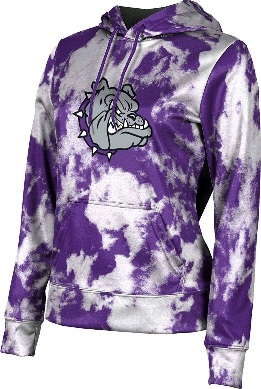 ProSphere Brownsburg High School Girls' Pullover Hoodie, School Spirit Sweatshirt (Grunge)