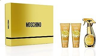 MOSCHINO GIFT SET FRESH GOLD EDP 50ML