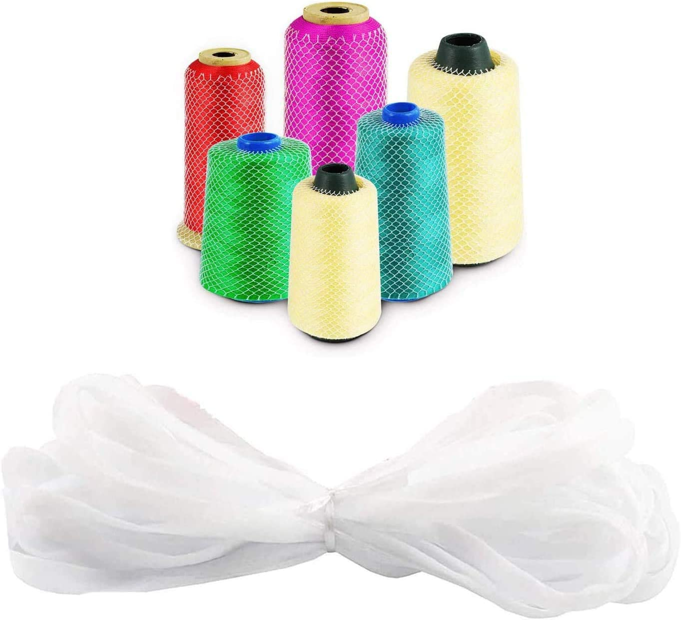 20 Yards Tucson Mall Embroidery Net Tthread Nets Em Sewing Thread safety Spool