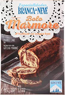 Branca De Neve Marble Cake Mix, 450g