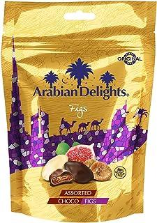 Arabian Delights Choco Figs Assorted 100gms
