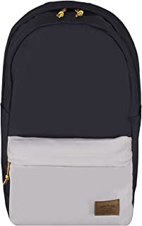 Timberland Unisex Crofton Colorblock Backpack, Black