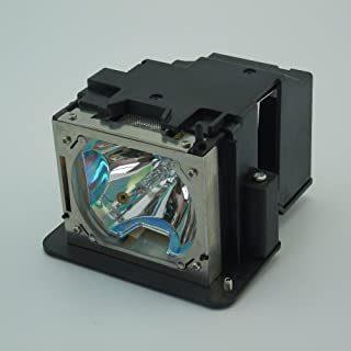 QueenYii VT60LP Compatible Lamp for NEC VT560 Projector Lamp with Housing