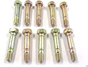 MTD 710-0890A Pack of 10 Shear Bolts 5/16