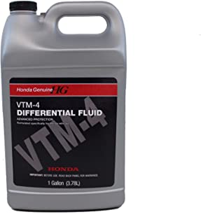 vtm-4 rear differential fluid