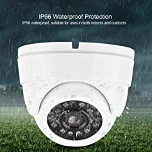 Infrared Camera, IR 720P Security Home Security Camera, Waterproof High Definition Image Buildings Homes for Businesses Su...