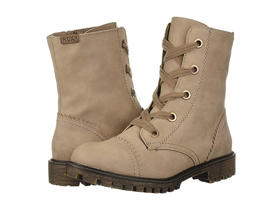 03943799ef8b35 Roxy Addie (Taupe) Women s Boots