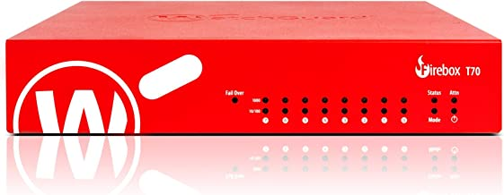 WatchGuard | WGT70061-US | Trade up to WatchGuard Firebox T70 with 1-yr Basic Security Suite (US)