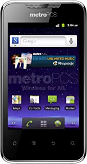 Huawei Activa 4G LTE Prepaid Android Phone (MetroPCS)