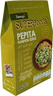 Xiomega-Superfoods Pepita de Calabaza, 250 g
