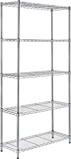 steel wire shelving