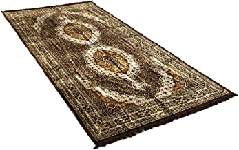Area Rugs for Living Room Dining Room Bedroom Traditional oriental pattern vintage deisgn ,floral pattern, washable rug Si...